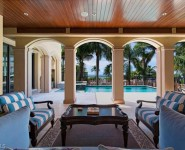 Tuscany By The Sea…An Old Naples Beach Estate