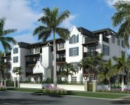 "Featured newly constructed residences of ""Old Naples Ninth"""